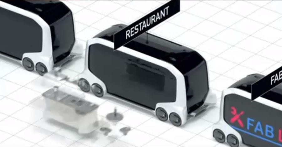 &nbspToyota planeja construir cidade futurística no Japão