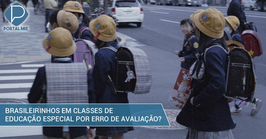 &nbspEmbaixada do Brasil: nova pesquisa para apurar o índice de crianças brasileiras em classes especiais