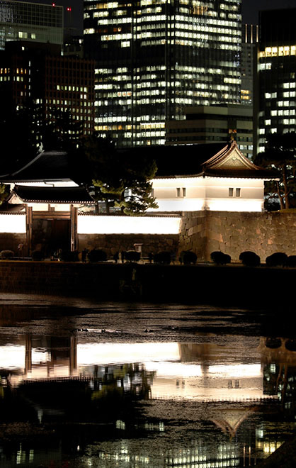 &nbspJardim do Palácio Imperial receberá transformação com luzes