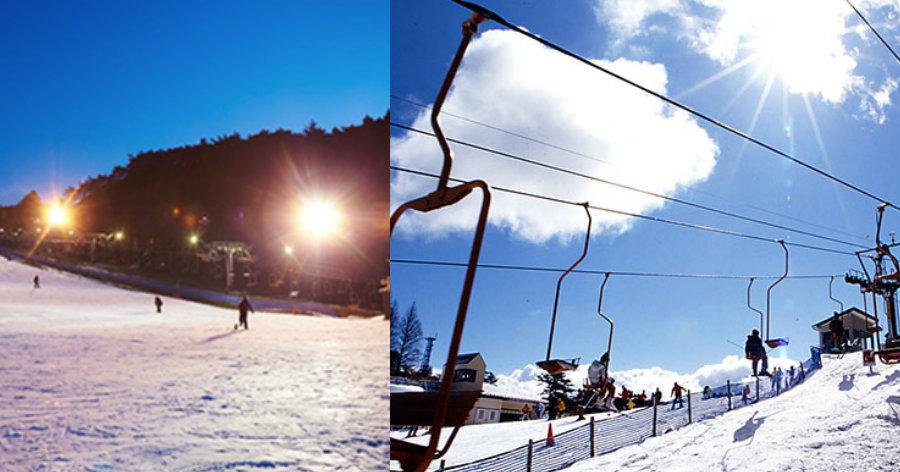 &nbspAberta a temporada de esqui e snowboard em Kansai