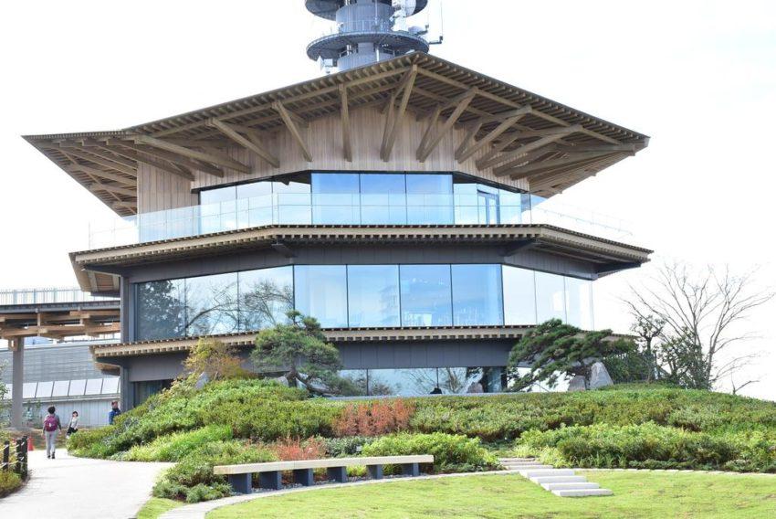 &nbspVista imperdível de 360ºC em Shizuoka, incluindo o Monte Fuji