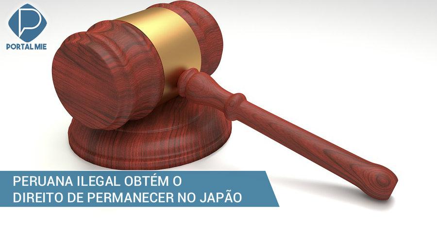 &nbspJustiça cancela ordem de deportação de peruana
