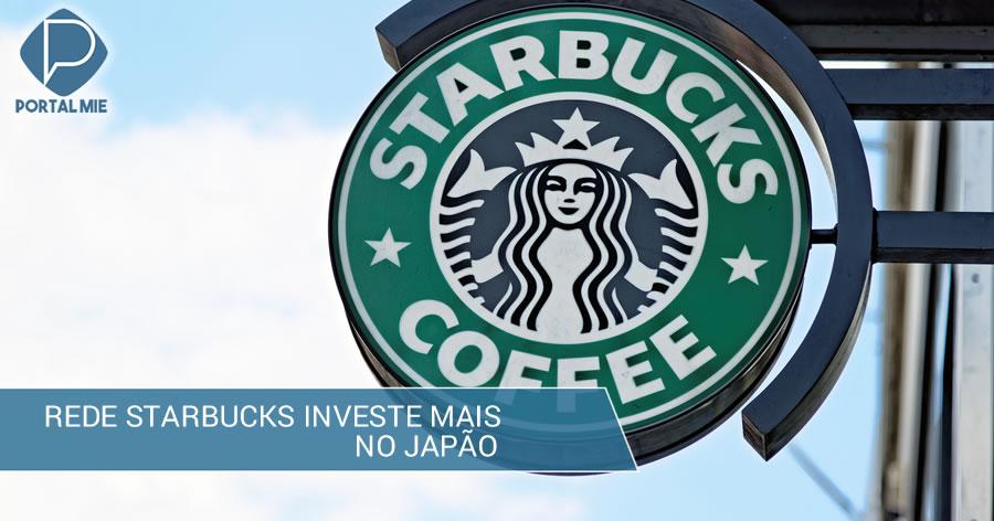&nbspStarbucks abrirá centenas de novas lojas no Japão