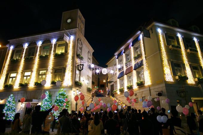 &nbspIluminações de Natal em Nagoia