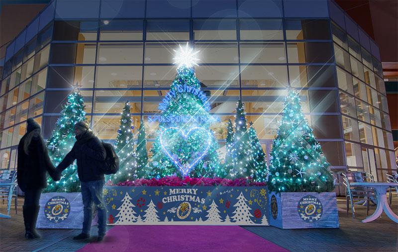 &nbspIncrível iluminação de Shimizu, uma das maiores de Tokai