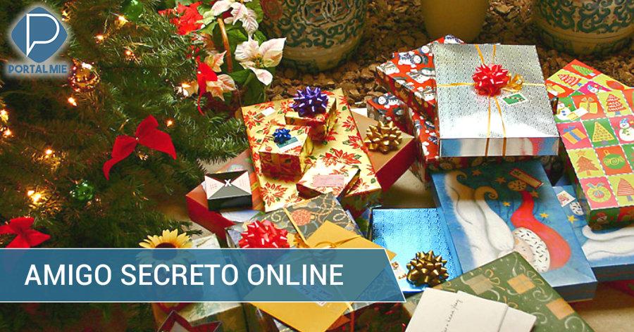 &nbsp5 apps e sites para amigo secreto para o Natal