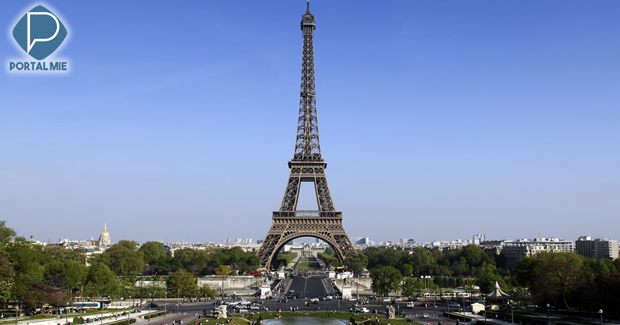 &nbspPor segurança, Torre Eiffel será fechada por causa de protestos