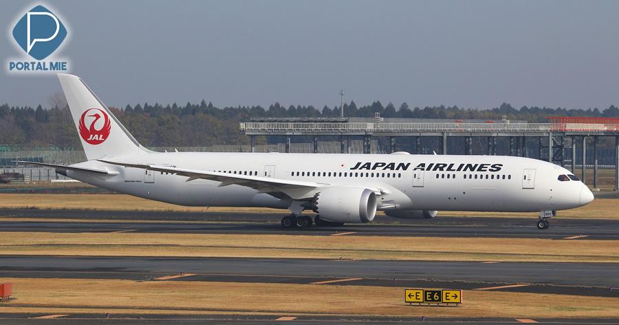 &nbspJAL demite copiloto japonês que bebeu demais em Londres antes de voo