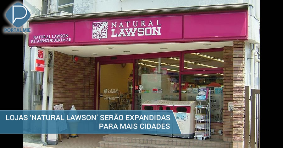 &nbspLawson planeja expandir lojas que vendem produtos saudáveis