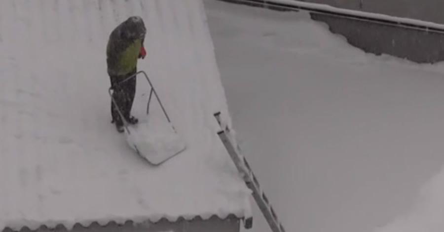 &nbspDuas pessoas morrem em acidentes na neve
