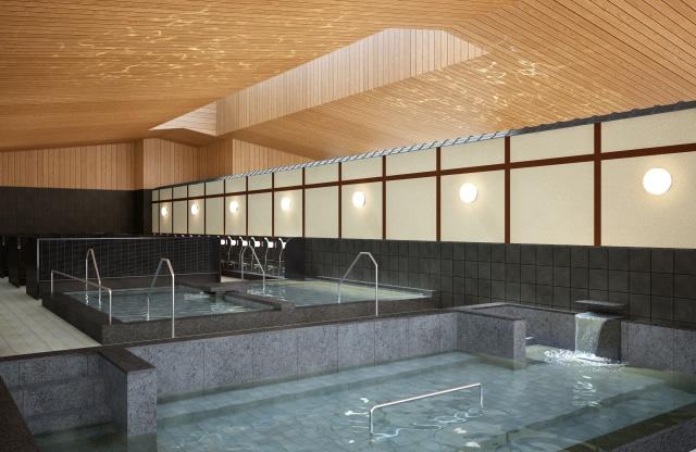 &nbsp'Parque temático onsen' será inaugurado no coração de Osaka