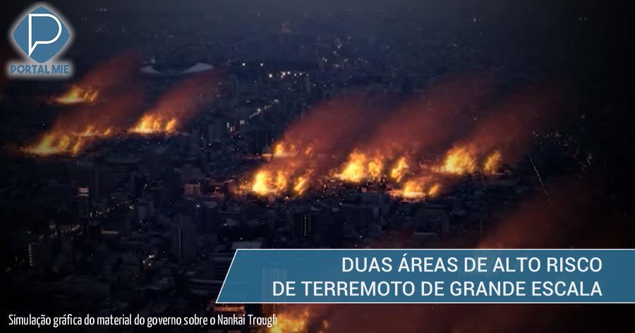 &nbspEspecialista em terremotos aponta 2 áreas de muita cautela para 2019