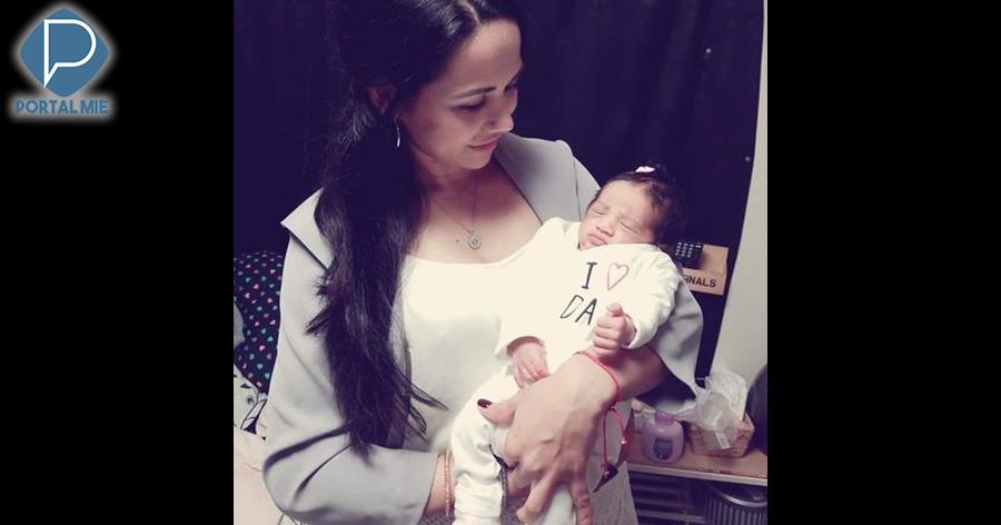 &nbspA história emocionante da brasileira que deu à luz dentro do carro a caminho do hospital
