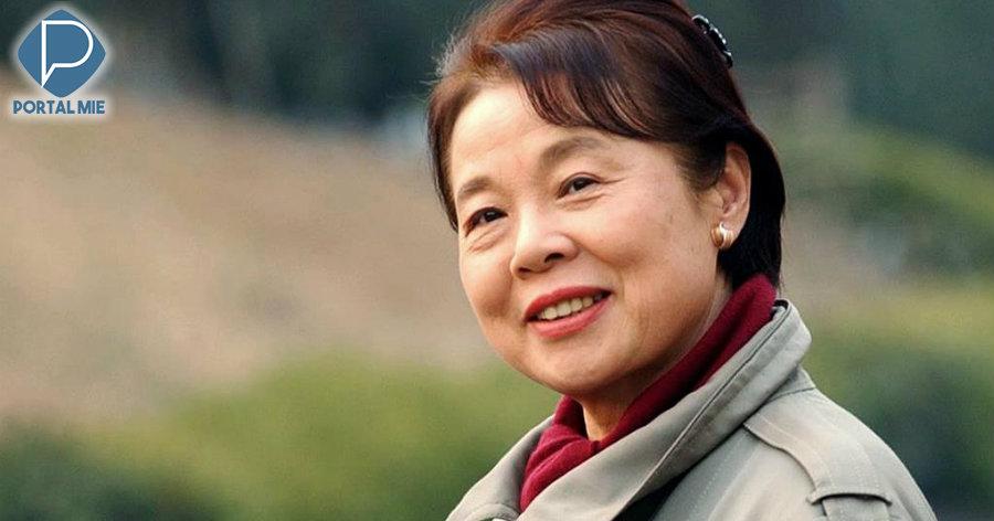 &nbspAdeus à atriz Etsuko Ichihara