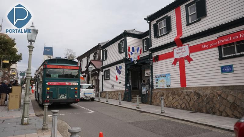 &nbspUm passeio por Kitano: conheça esse belo bairro europeu no Japão