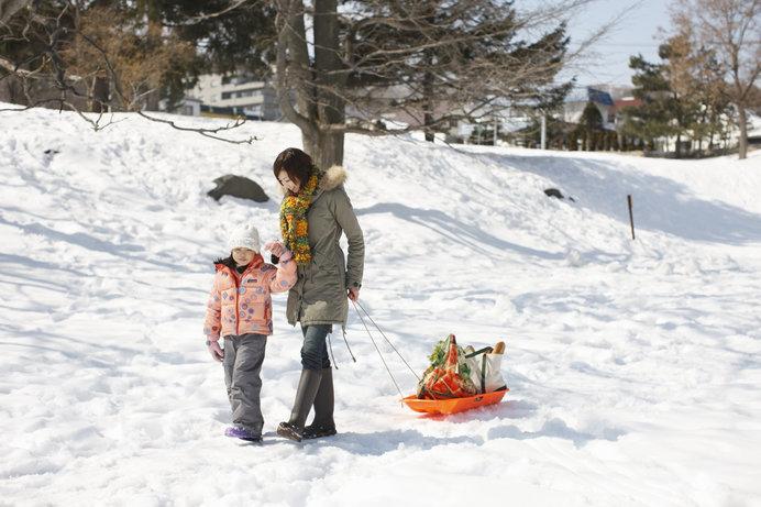 &nbspIncríveis recursos para viver no rigoroso inverno do norte do Japão