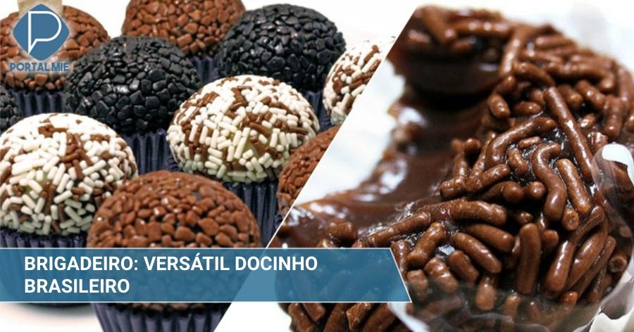 &nbspBrigadeiro: docinho Made in Brazil fácil de preparar e saboroso