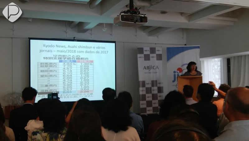 &nbspSeminário 'Os desafios da educação dos filhos dos trabalhadores brasileiros no Japão' é realizado em São Paulo