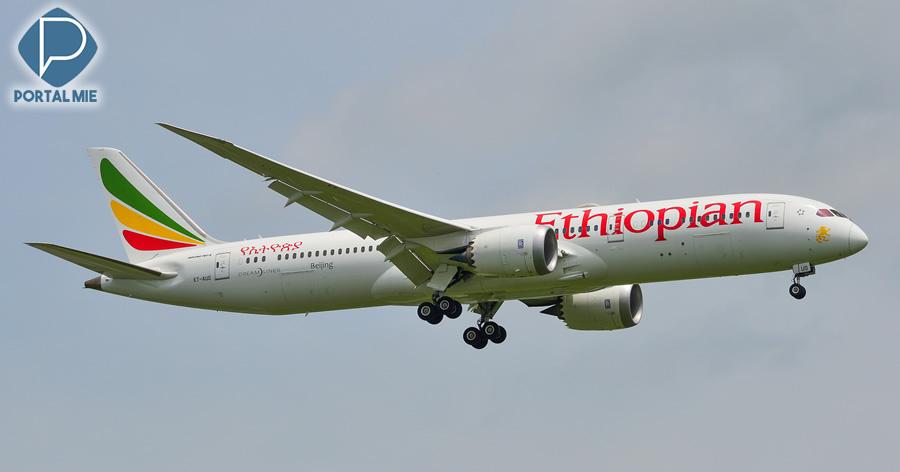 &nbspUnião Europeia suspende todos os voos com Boeing 737 Max 8 e 9