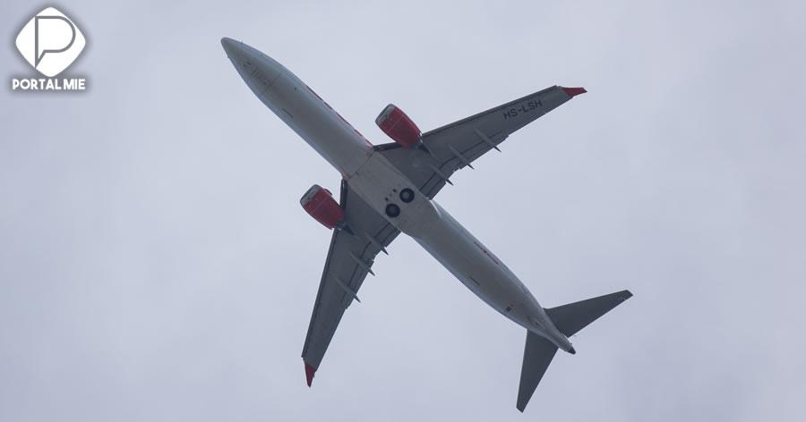 &nbspJapão proíbe modelos Boeing 737 MAX em seu espaço aéreo