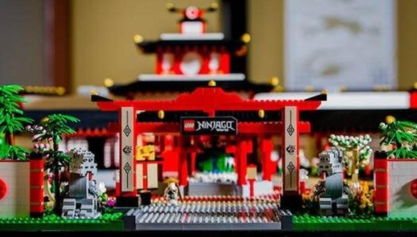 &nbspSegundo aniversário do parque Legoland com novas atrações
