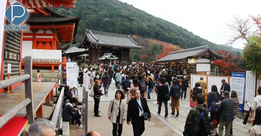 &nbspJaponeses estão evitando Quioto por causa dos turistas estrangeiros