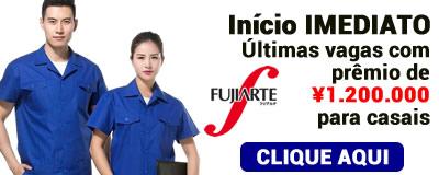 Fujiarte - Empregos no Japão
